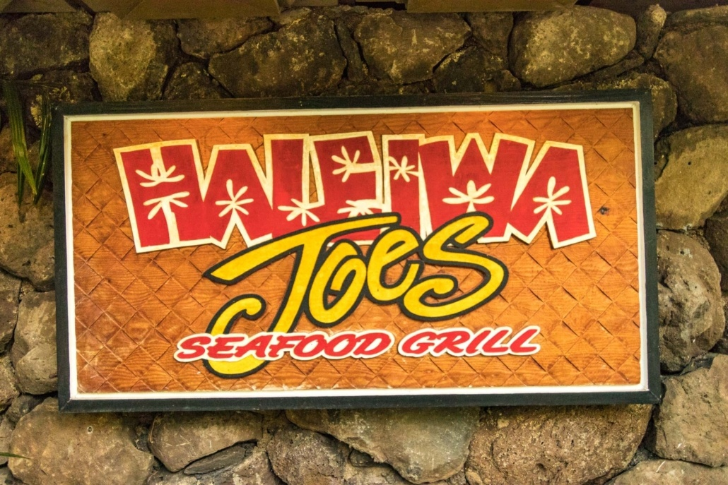 haleiwa joes sign