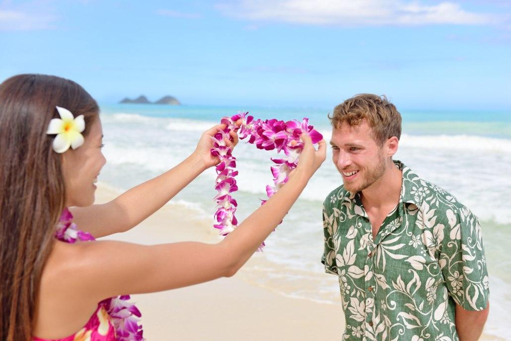 Oahu Lei Greeting Hawaii