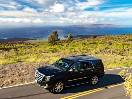 Cadillac Road to Hana Backside Maui Hawaii