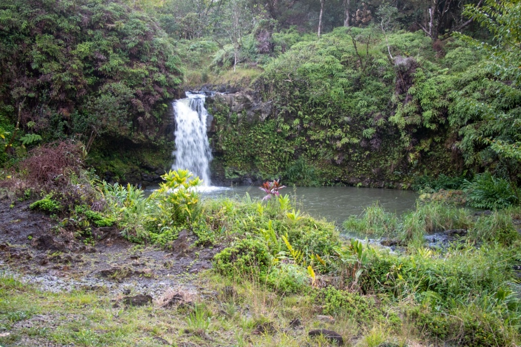 Puu Kaa Waterfall