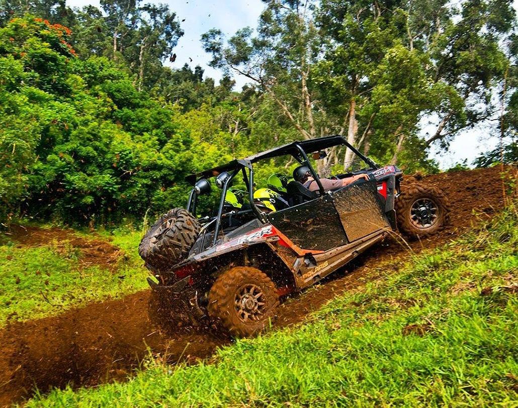 Off-Road ATV Lahaina