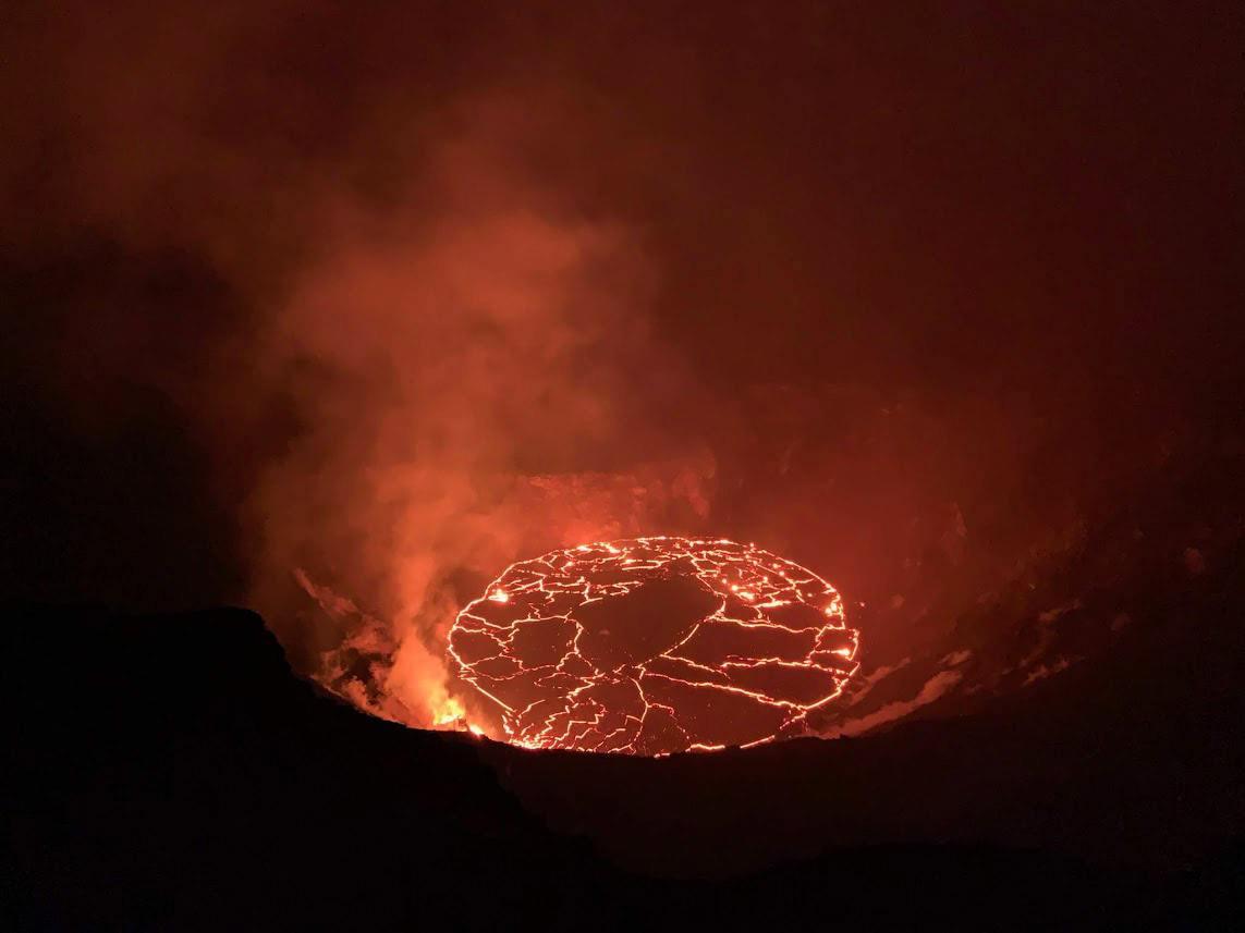 Active Volcano Pic