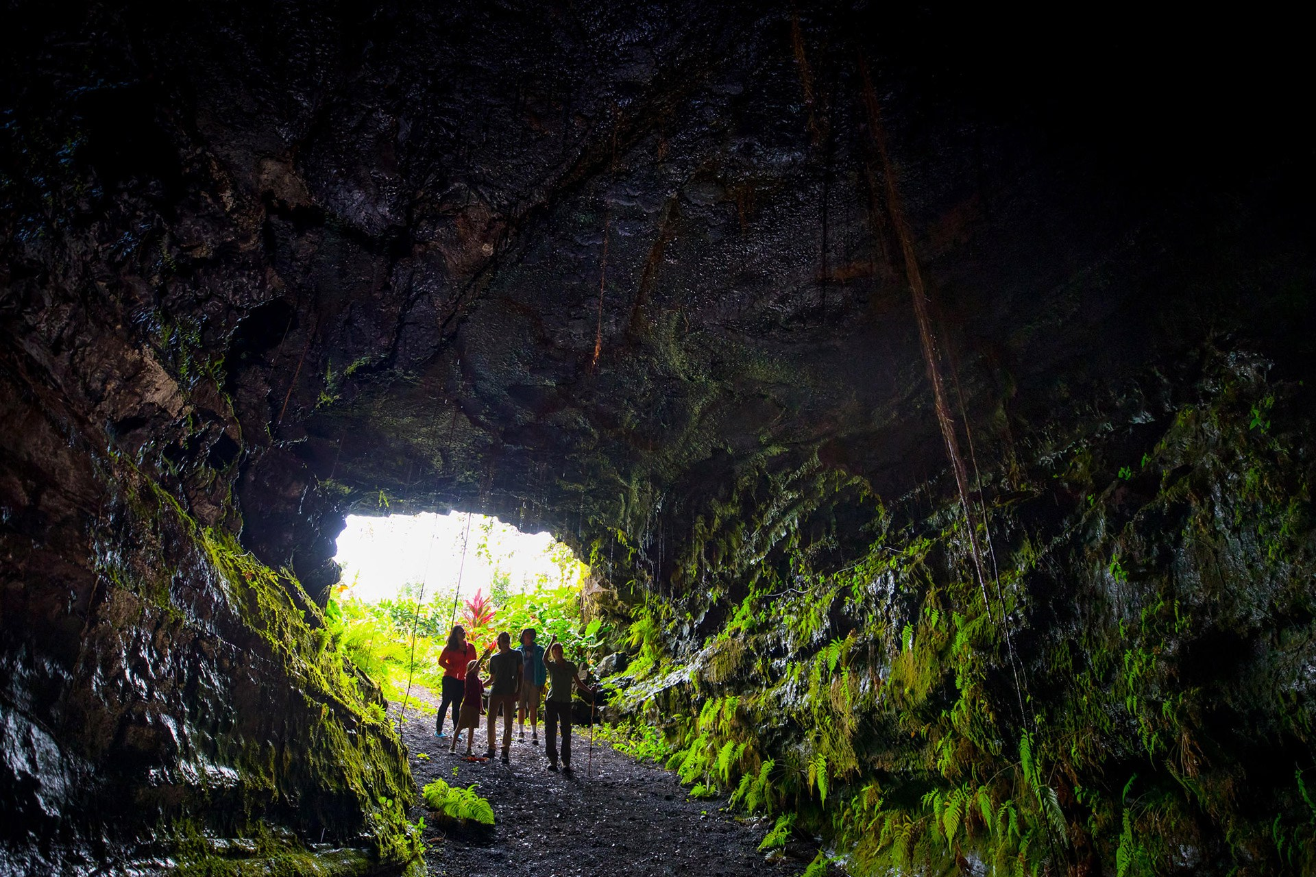 Cave Team Exploration