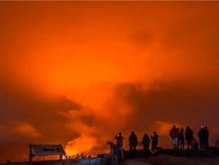 Kailani Tours Volcano Glow