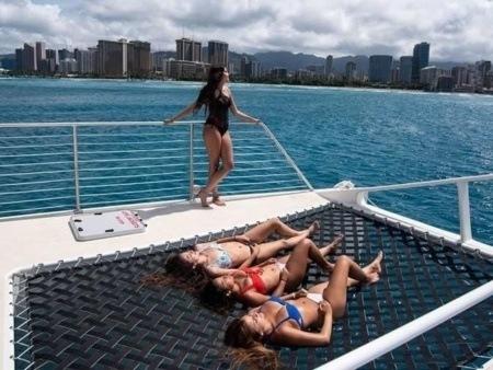 Port Waikiki Cruises Catamaran Sail