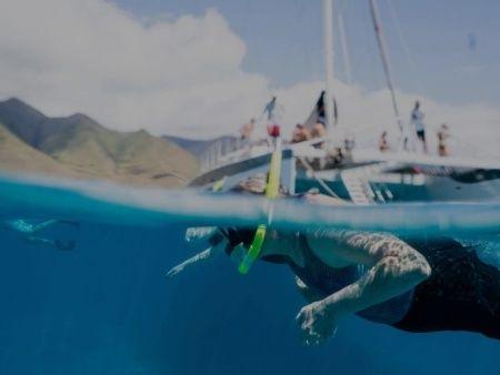 Sailmaui Lanai Snorkel Cruise