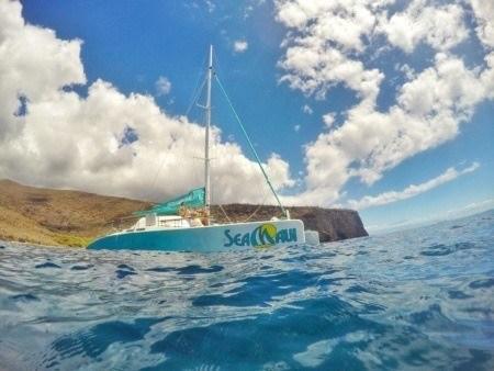 Sea Maui Boat West Maui