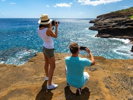 sunrise and circle island photo tour