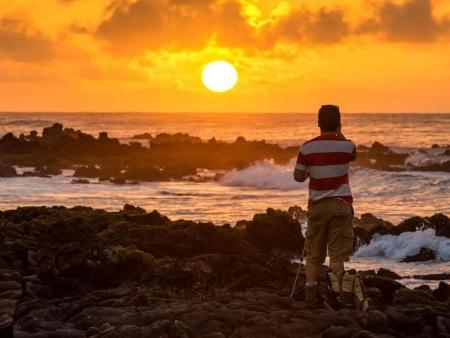 oahu circle island sunrise fully day