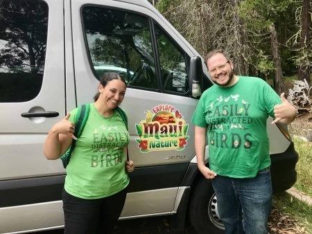Private Maui Birding Tour