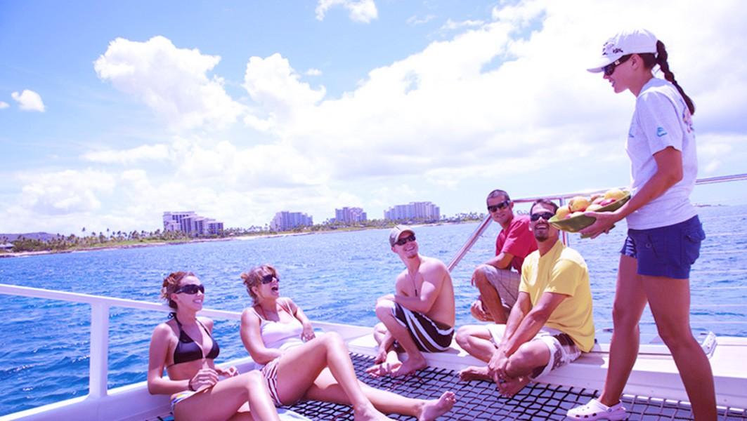 Hawaii Nautical Kawaihae Wildlife Watcha and Snorkel Cruise with Lunch