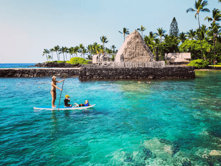 Kona Boys Kealakekua Bay Kayal and Paddle Board Rentals Header