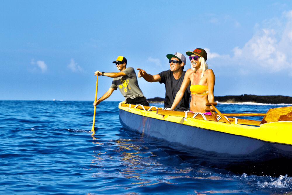 Kona Boys Kealakekua Bay Kayak and Paddle Board Rentals