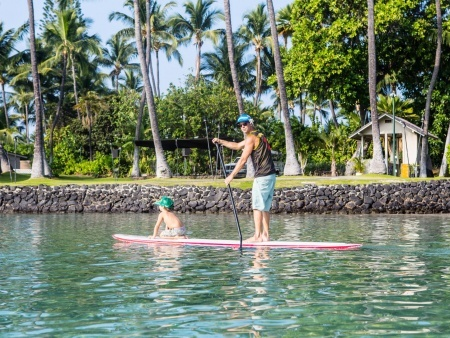 kona boys paddleboard tours and lessons header