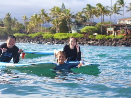 north shore turtle tour and surfing lessons