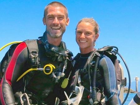 private lahaina scuba dive banyan tree divers pic