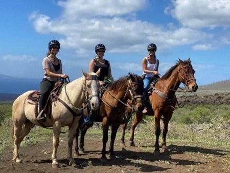 horseback riding ranch tour