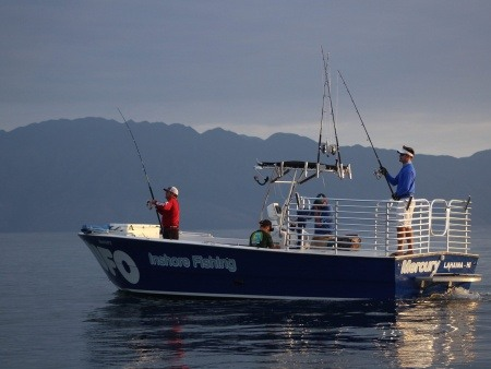 Inshore Fishing Maui