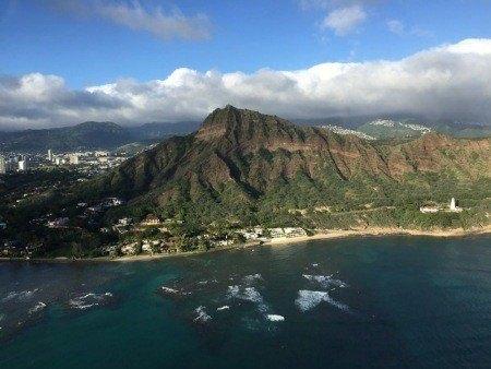 Mauna Loa Helicopters Waikiki Beach