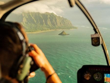 Mauna Loa Helicopters Photographer