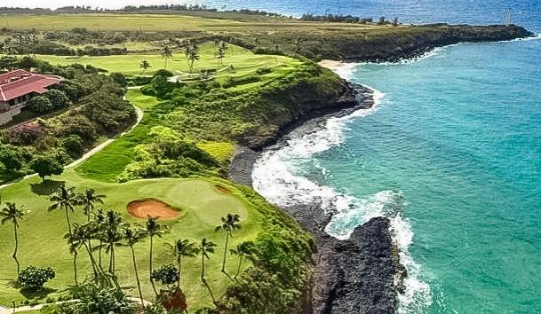 Hokuala Ocean Course Kauai