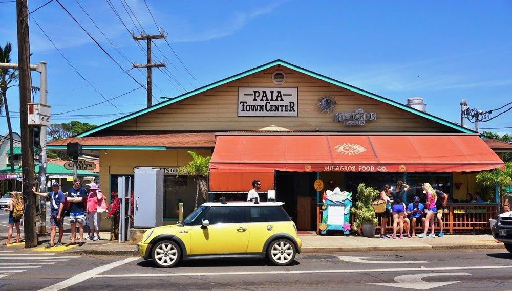 Paia Town Haleakala & Upcountry Maui